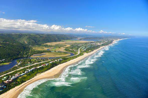 The majestic Cape Garden Route.