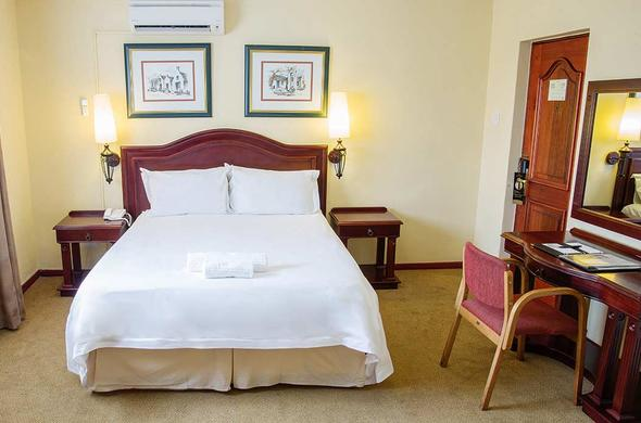 Premier Hotel Regent offer comfortable accommodation in East London.
