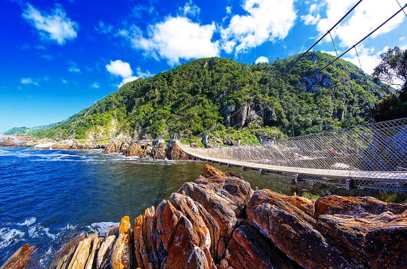 Storms River Mouth.